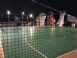 NCL Epic - Squash Court